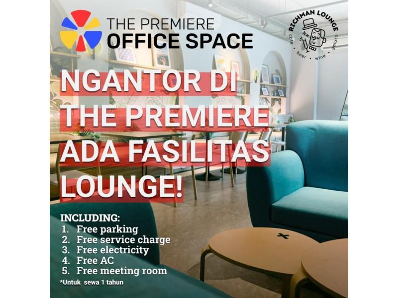 The Premiere NEW NORMAL Office Space Kelapa Gading, Jakarta Utara, BEBAS BIAYA APAPUN