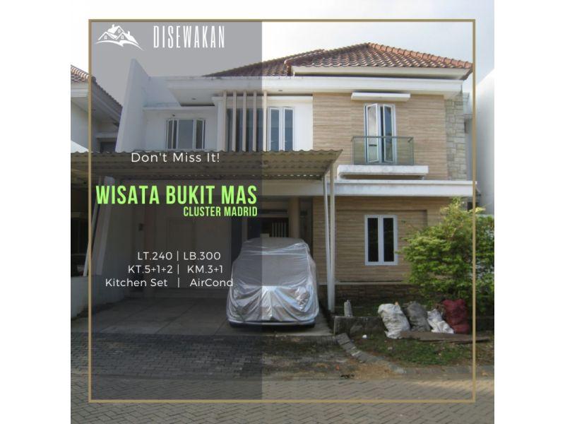 Rumah Disewakan Lidah Wetan, Lakarsantri, Surabaya, Jawa Timur, 60213