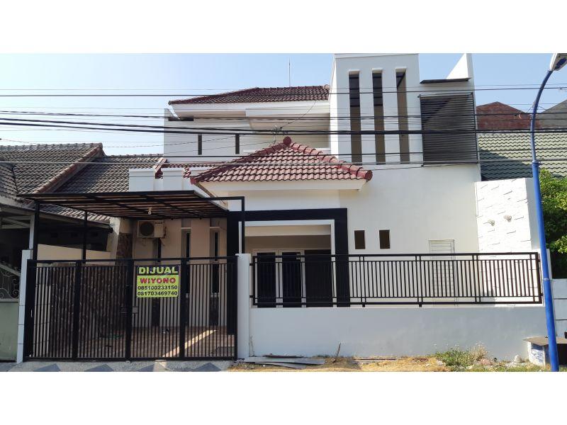 Rumah Mulyosari Prima Satu Hanya 50 langkah ke Raya Mulyosari